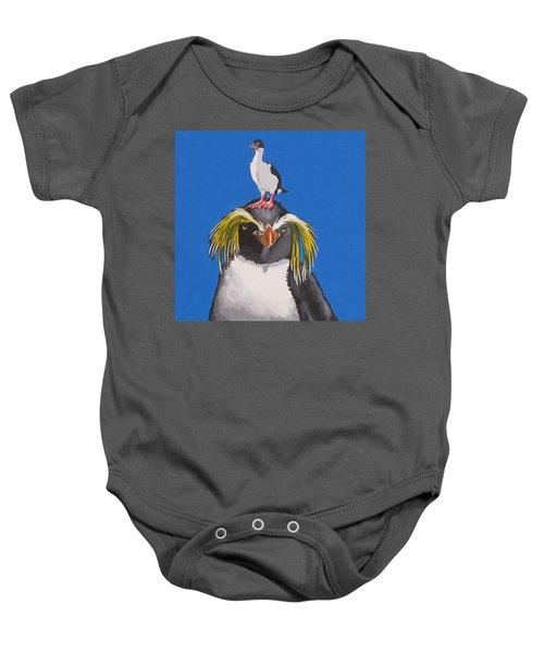 Percy The Penguin Baby Onesie