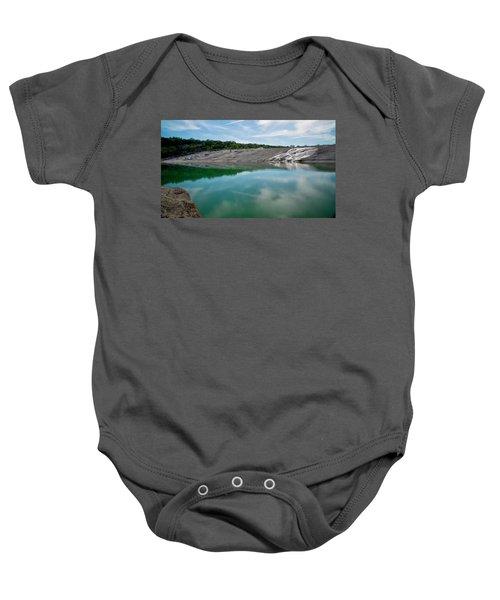 Perdernales Falls IIi Baby Onesie