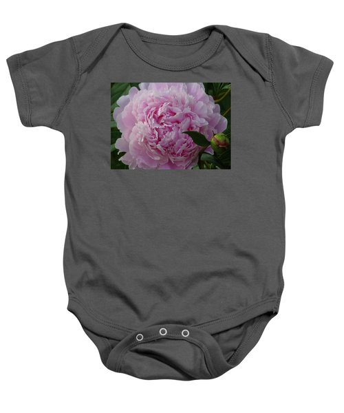 Perfection In Pink Baby Onesie