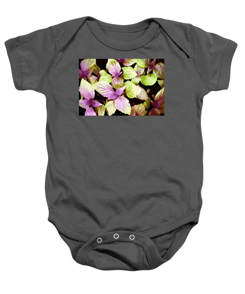Perilla Beauty Baby Onesie by Winsome Gunning