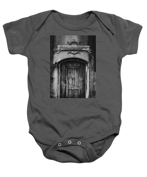 Perkins And Sons Door Baby Onesie