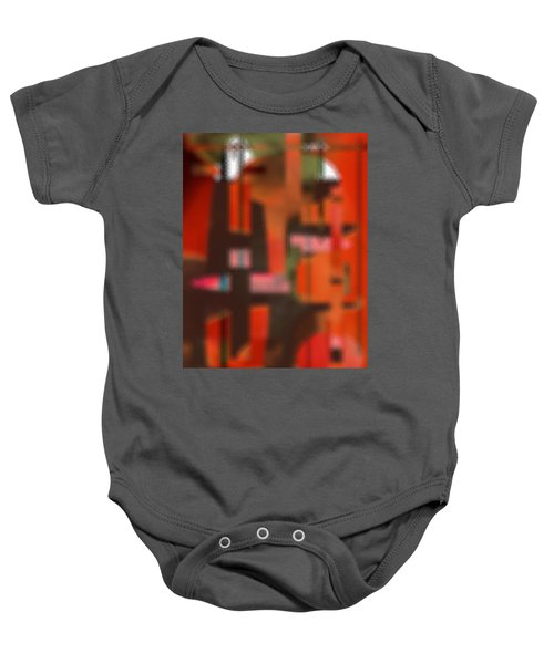 Persona - Obscured Idol Adherence 2015 Baby Onesie