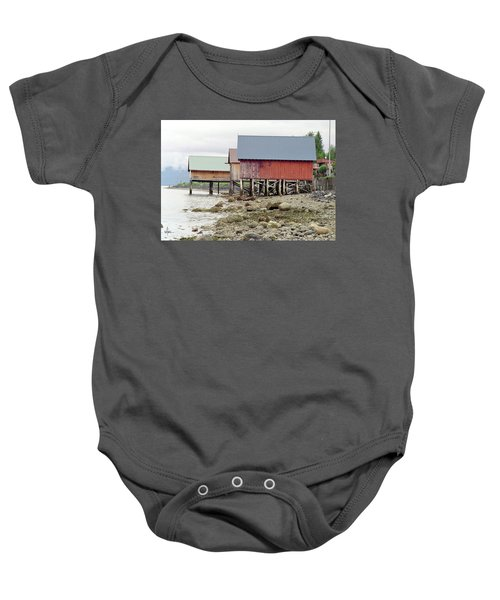 Petersburg Coastal Baby Onesie