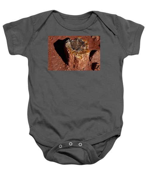 Petrified Forest Baby Onesie