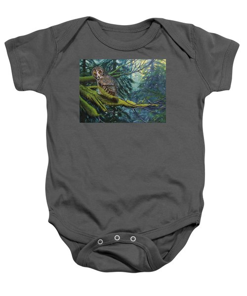 Phantom Of The North Baby Onesie