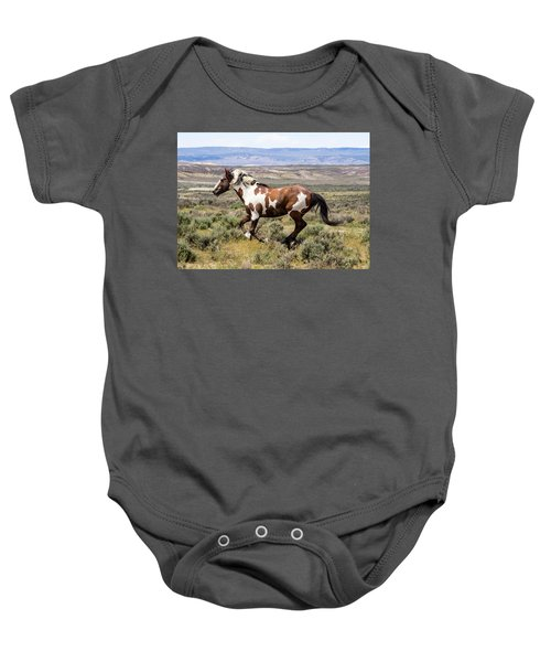 Picasso - Free As The Wind Baby Onesie