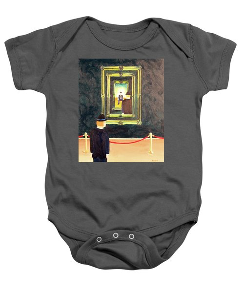 Pictures At An Exhibition Baby Onesie