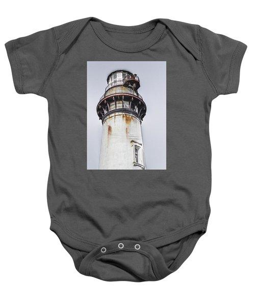 Pigeon Point Light Station Baby Onesie