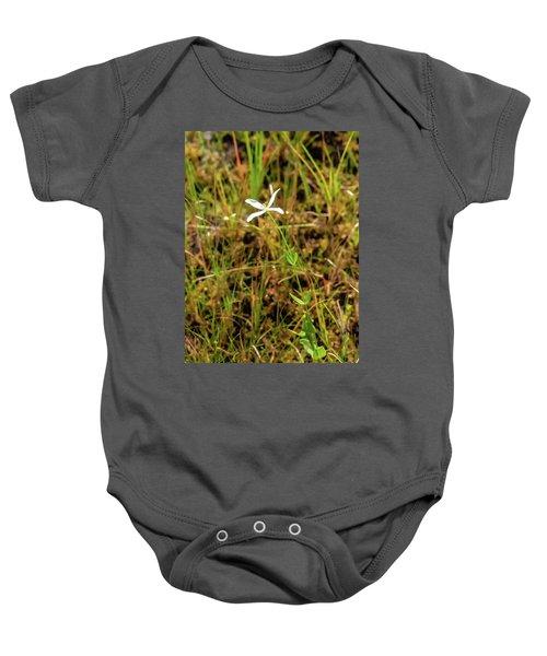Pine Lands Endangered Plant Baby Onesie