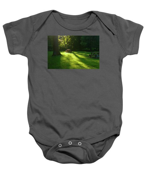 Place Of Honor Baby Onesie