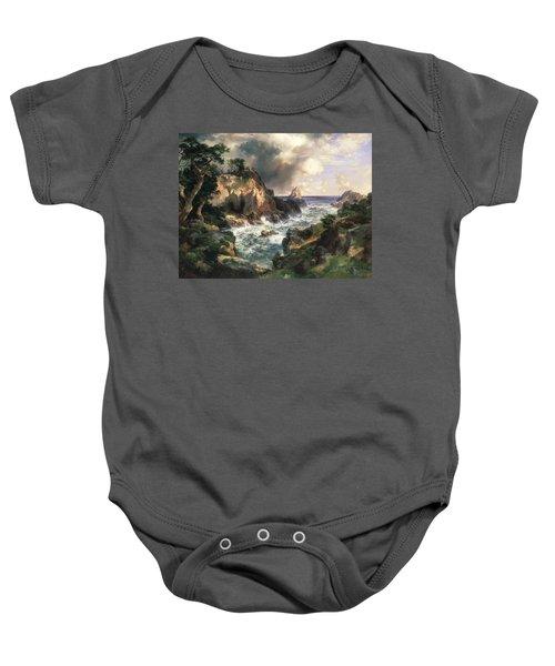 Point Lobos Monterey California Baby Onesie