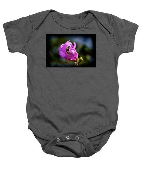 Pollen Clad Baby Onesie
