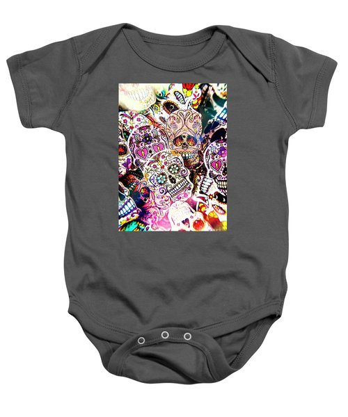 Pop Art Horrors Baby Onesie