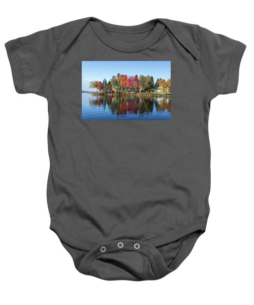 Popping Colors Baby Onesie