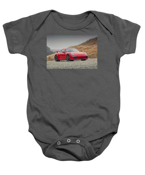 Porsche 991 Gt3 Baby Onesie