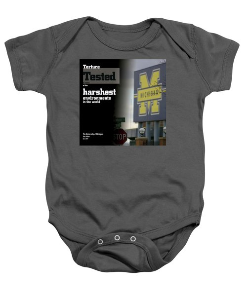 Poster Of The Big House Baby Onesie