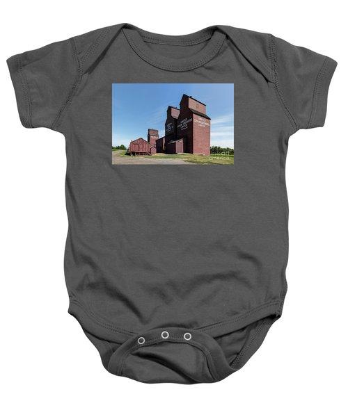 Prairie Sentinels I Baby Onesie