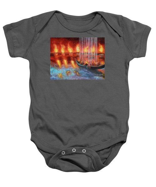 Prophetic Message Sketch 45 Preparing For The Day Baby Onesie