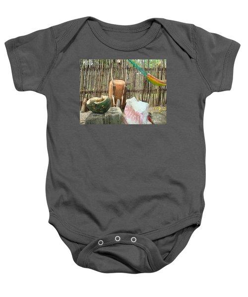 Pumkin 1 Baby Onesie