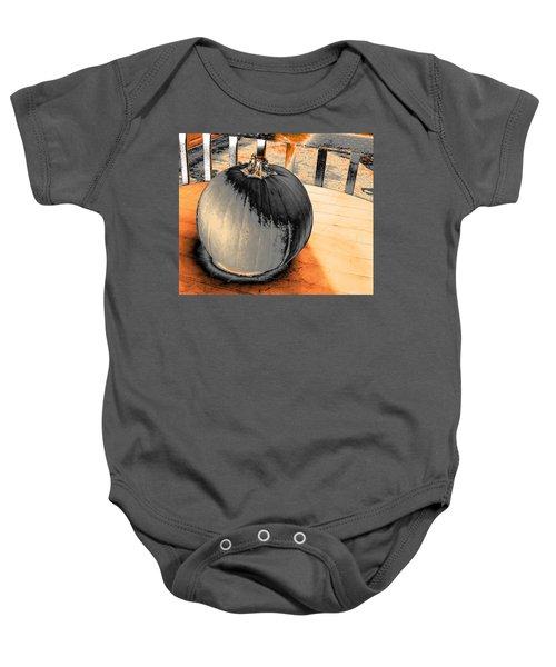 Pumpkin #2 Baby Onesie