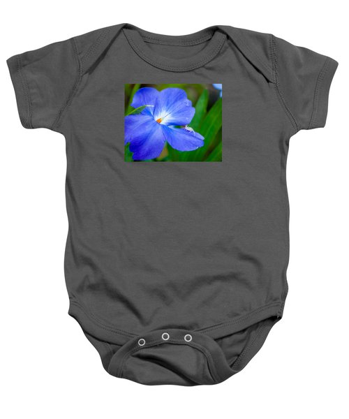 Morning Glory Baby Onesie