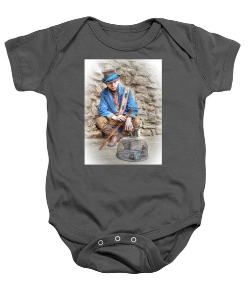 Ragged Victorians - The Rat Catcher Baby Onesie