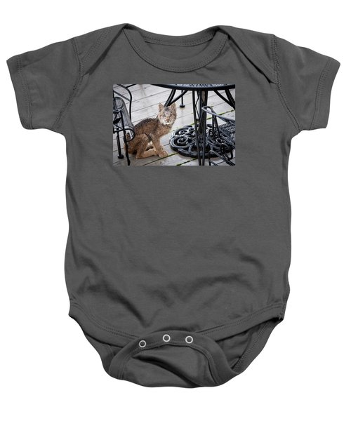 Are You Looking At Me Baby Onesie