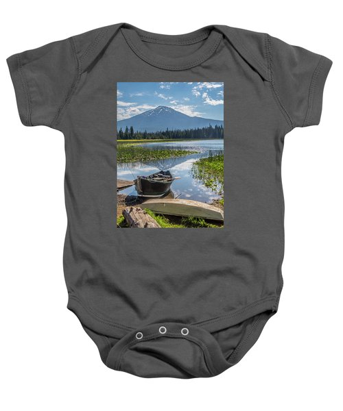 Ready To Fish Baby Onesie