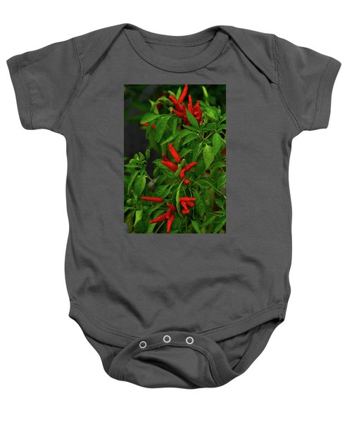 Red Hot Chili Peppers Baby Onesie