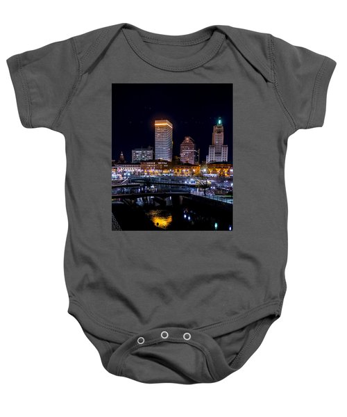 Reflections Of Providence Baby Onesie