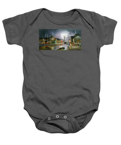 Reflections Of The Black Country Baby Onesie