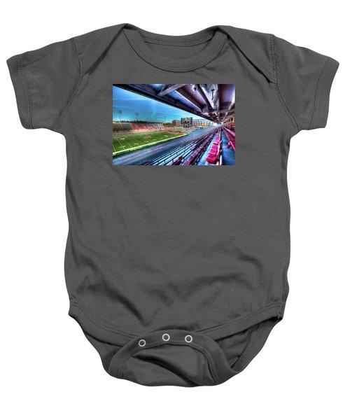 Renovated Martin Stadium Baby Onesie