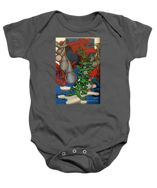 Rfb0107 Baby Onesie