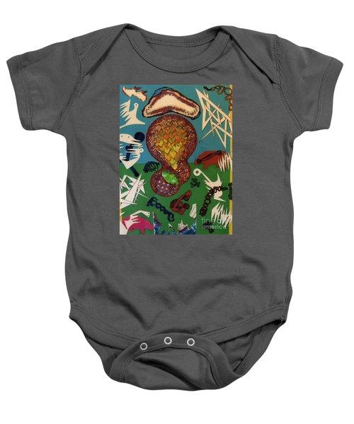 Rfb0126 Baby Onesie