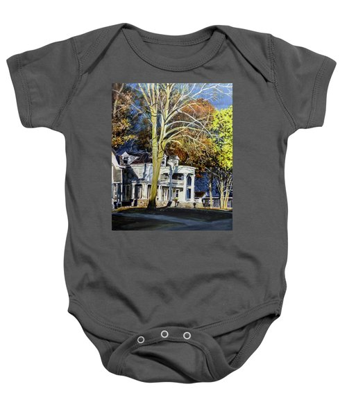 Rise Above The Storm Baby Onesie