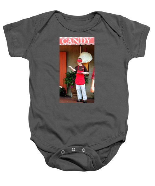 River Street Candy Man Baby Onesie