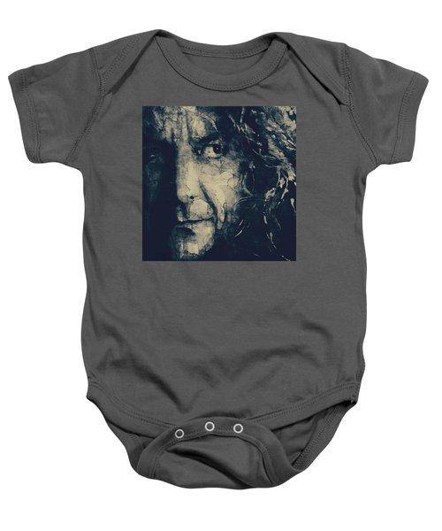 Robert Plant - Led Zeppelin Baby Onesie