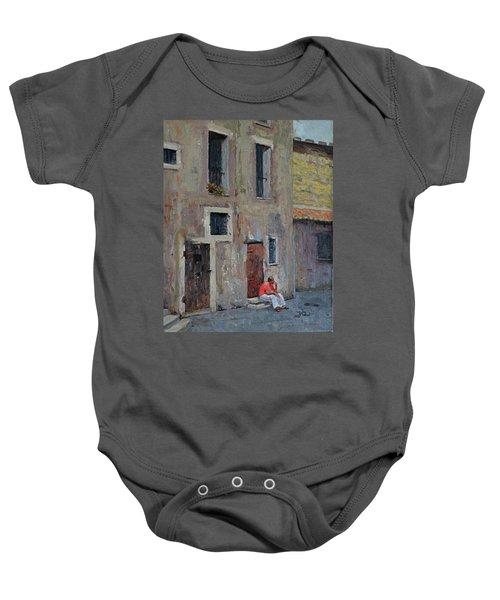 Rome Baby Onesie