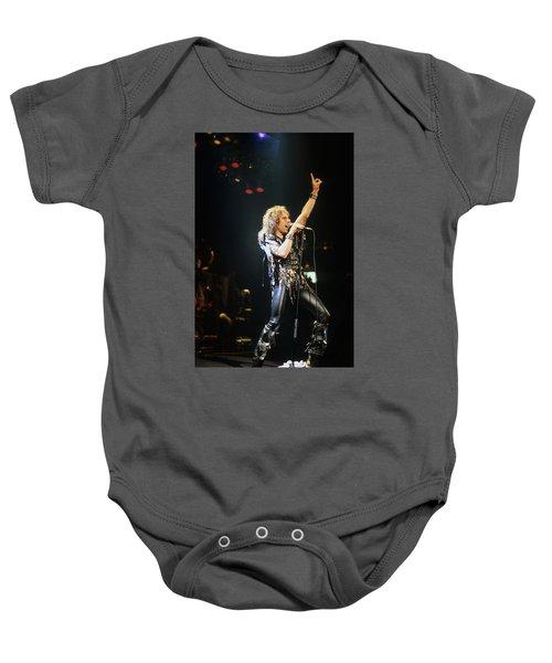 Ronnie James Dio Baby Onesie