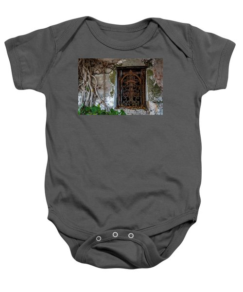 Roots And Rust Baby Onesie