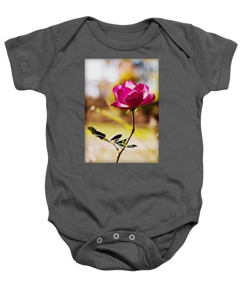 Rosebud Baby Onesie