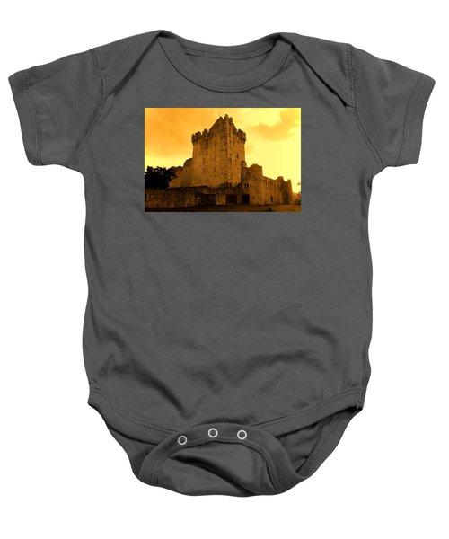 Ross Castle Baby Onesie