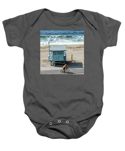 Baby Onesie featuring the photograph Ruby by Eric Lake