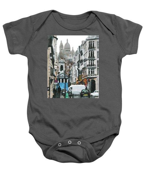 Rue Lafitte Baby Onesie