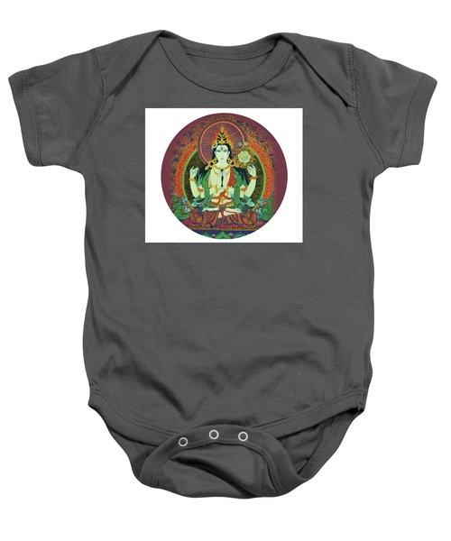 Sada Shiva  Baby Onesie