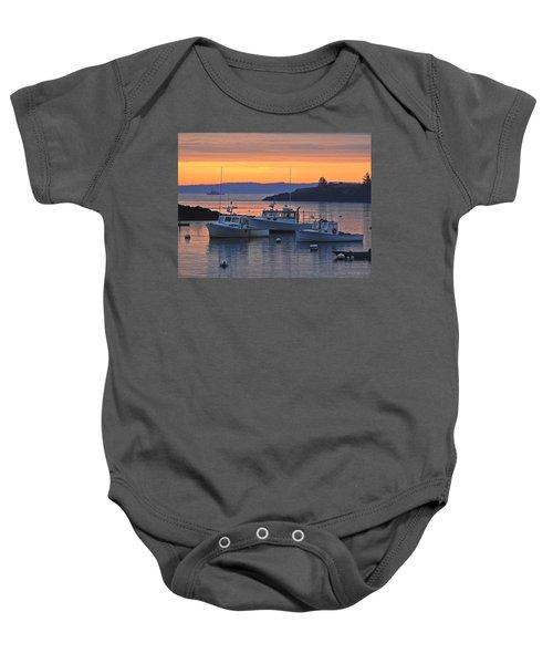 Sailors Dream Baby Onesie
