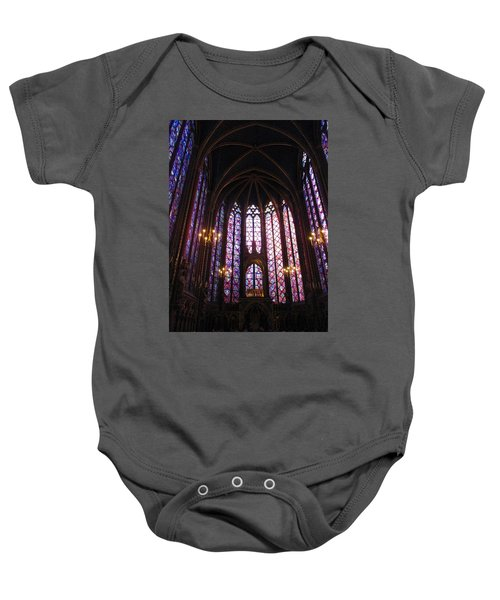 Sainte-chapelle Baby Onesie