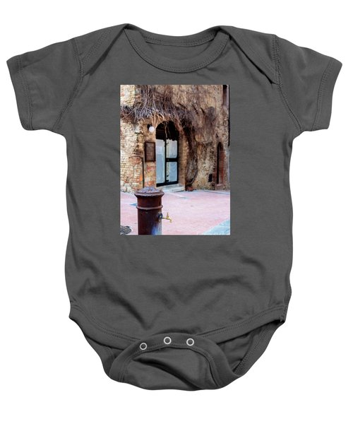 San Gimignano Baby Onesie