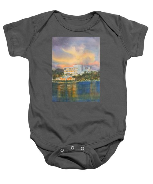 Sandcastle Retreat  Baby Onesie