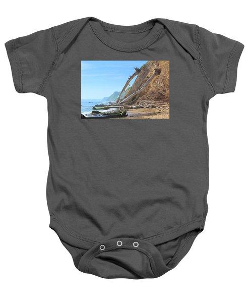 Santa Barbara Coast Baby Onesie